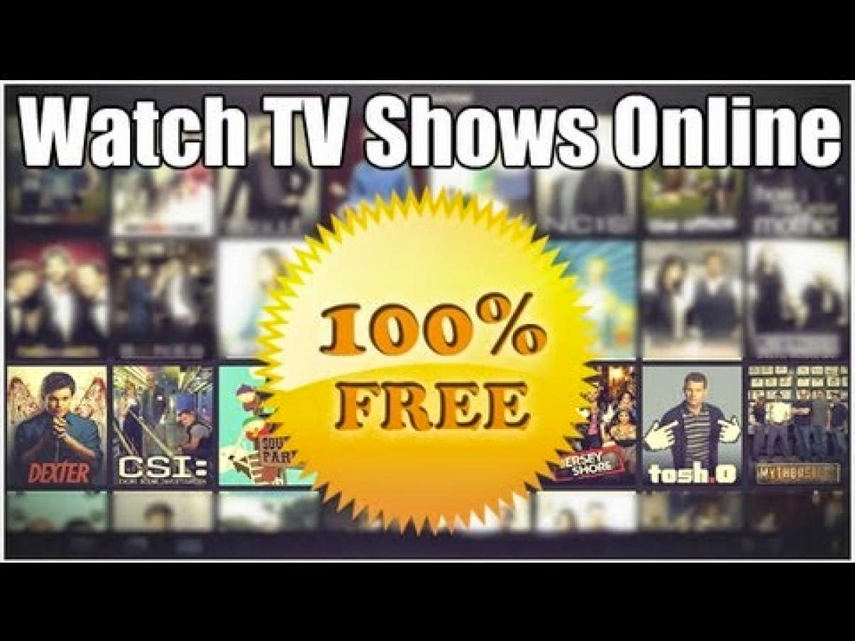 online shows for free